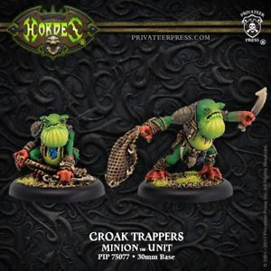 Croak Trappers – Minion Unit (resin)