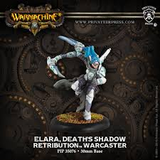 Elara, Deaths ShadowRetribution of Scyrah Warcaster (metal)