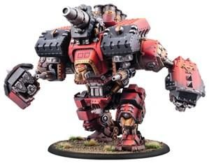 Khador Conquest/Victor Colossal Warjack PLASTIC
